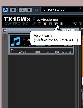 SaveSoundBank